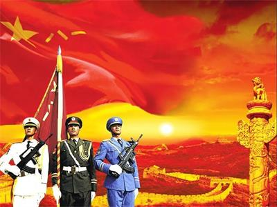 致敬中国军人--1927-201910